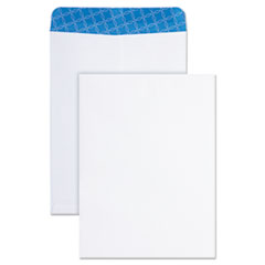 Quality Park 41615: Catalog Envelope, 10 x 13, White, 100 / box