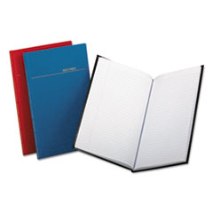 Boorum & Pease 96334: Record / account Book, Asst Cover Colors, 150 Pages, 12 1/8 x 7 3/4