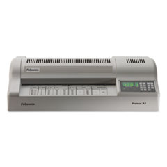 Fellowes 5709501: Proteus 125 Laminator, 12 Max Document Width, 10 Mil Max Document Thickness