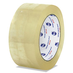 Intertape 934419: Clear Packaging Tape, 3 Core, 72 Mm X 100 M, Clear, 24 / Carton
