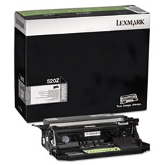 Lexmark 52D0Z00: 52D0Z00 Return Program Imaging Unit, 100000 Page-Yield, Black