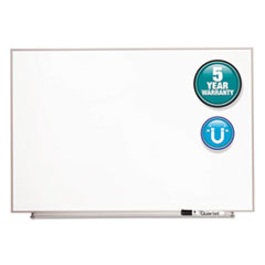 Quartet M2316: Matrix Magnetic Boards, Painted Steel, 23 x 16, White, Aluminum Frame
