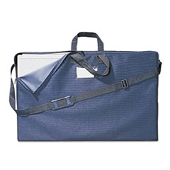 Quartet 156366: Quartet Tabletop Display Carrying Case, Black Canvas Canvas Handle, Shoulder Strap 3 Height x 30.5 Width x 18.5 Depth