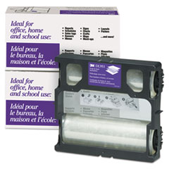 Scotch DL951: Glossy Refill Rolls for Heat-Free Laminating Machines, 100 Ft.