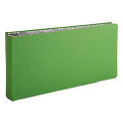 Oxford S25572: Green Canvas Legal Ring Binder, 2 Cap, 14 X 8 1/2, Green
