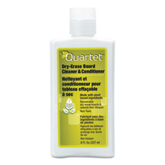 Quartet 551: Whiteboard Conditioner / cleaner for Dry Erase Boards, 8 Oz Bottle