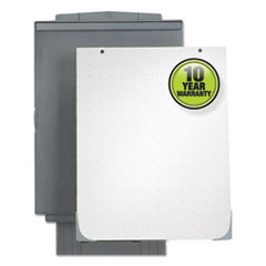 Quartet 210TEA: Duramax Total Erase Dry Erase Board, 27 x 34, White