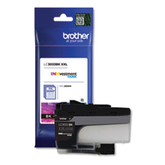 Brother LC3033BK: Lc3033Bk Inkvestment Super High-Yield Ink, 3000 Page-Yield, Black
