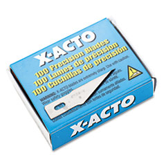 X-Acto X602: No. 2 Bulk Pack Blades for X-Acto Knives, 100 / box