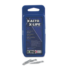 X-Acto X611: No. 11 Bulk Pack Blades for X-Acto Knives, 100 / box