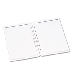 Franklin Covey 26888: High Quality Lined Page Refills 50 Sheets 8 1/2 x 5 1/2 White Paper 1Each