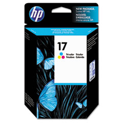 HP C6625A: 17 Original Ink Cartridge Single Pack Inkjet 410 Pages color 1 Each