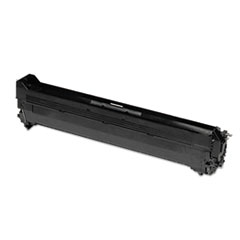 Innovera 42918104: Remanufactured 42918104 Drum Unit, 30000 Page-Yield, Black