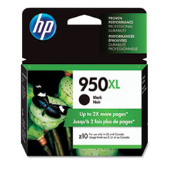 HP CN045AN: 950XL CN045AN Original Ink Cartridge Inkjet 2300 Pages Black 1 Each