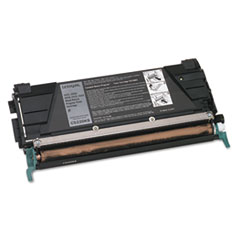 Lexmark C5220KS: C5220Ks Return Program Toner, 4000 Page-Yield, Black