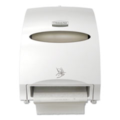 Kimberly-Clark 48856: Electronic Towel Dispenser, 12.7W X 9.572D X 15.761H, White