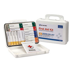 First Aid Only 90569: Unitized Ansi Class A Weatherproof First Aid Kit for 25 People, 16 Units