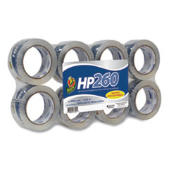 Duck 0007424: Hp260 Packaging Tape, 3 Core, 1.88 X 60 Yds, Clear, 8 / Pack