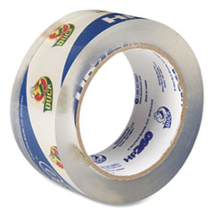 Duck HP260C: Hp260 Packaging Tape, 3 Core, 1.88 X 60 Yds, Clear