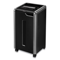 Fellowes 3831001: Powershred 325Ci 100 Jam Proof Cross-Cut Shredder, 22 Manual Sheet Capacity