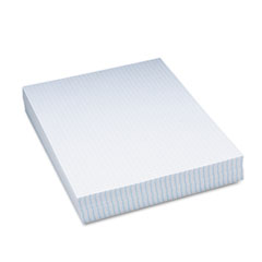 Pacon 2411: Composition Paper, 8.5 X 11, Quadrille 4 Sq / In, 500 / Pack