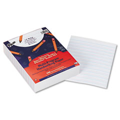 Pacon 2422: Multi-Program Handwriting Paper, 16 Lb, 1/2 Short Rule, One-Sided, 8 X 10.5, 500 / Pack