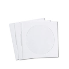 Quality Park R7050: Cd / dvd Sleeves, Moisture-Resistant Tyvek Material, 100 / box