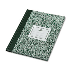 National Brand 53110: Lab Notebook, Quadrille, 10 1/8 X 7 7/8, White, 96 Sheets