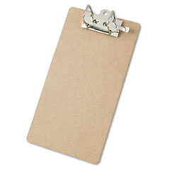 Saunders 05713: Recycled Hardboard Archboard Clipboard, 2 Clip Cap, 8 1/2 X 14 Sheets, Brown