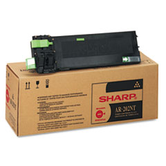 Sharp AR202NT: Toner Cartridge Laser Standard Yield 16000 Pages Black 1 Each