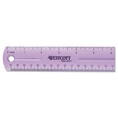 Westcott 12975: 12 Jewel Colored Ruler