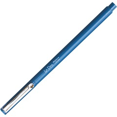 Marvy 4300S3: LePen Micro Fine Plastic Point Pens Micro Fine Marker Point Blue 1 Each