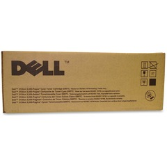 Dell G907C: G907C Original Toner Cartridge Laser 3000 Pages Cyan 1 Each