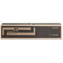 Kyocera TK8307K: Original Toner Cartridge Laser 25000 Pages Black 1 Each