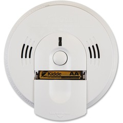 Kidde 9000102A: Fire Combo Smoke / Carbon Monoxide Alarm Wireless Visual Green, Red White, Green, Red