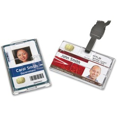 Skilcraft 6452732: Smart Card Holder 250 / Box Clear