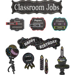 Creative Teaching Press 8905: Chalk It Up Mini Bulletin Board Sets Learning Theme / Subject 5.75 Width x 21 Length Multicolor 105 / Set