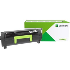 Lexmark 56F1U0E: Unison Original Toner Cartridge Black Laser Ultra High Yield 25000 Pages