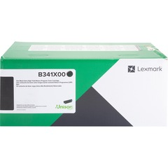 Lexmark B341X00: Unison Original Toner Cartridge Black Laser Extra High Yield 6000 Pages 1 Each