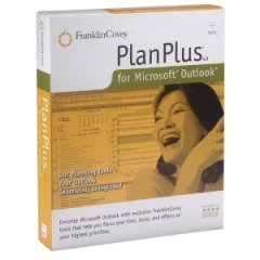 Franklin Covey 29356: PlanPlus for Microsoft Outlook Organizer