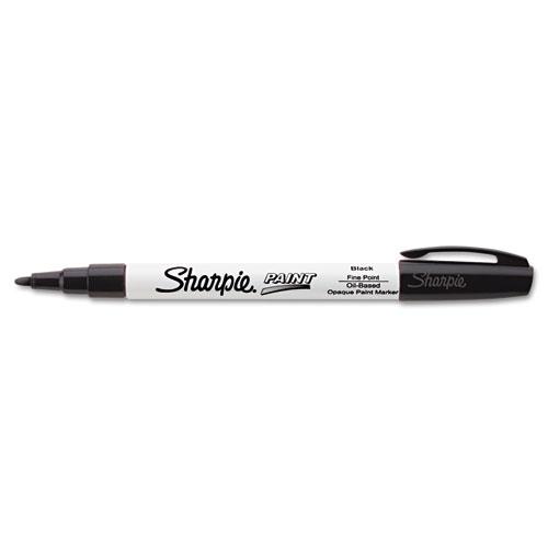 Sharpie 35534 Permanent Paint Marker Fine Bullet Tip