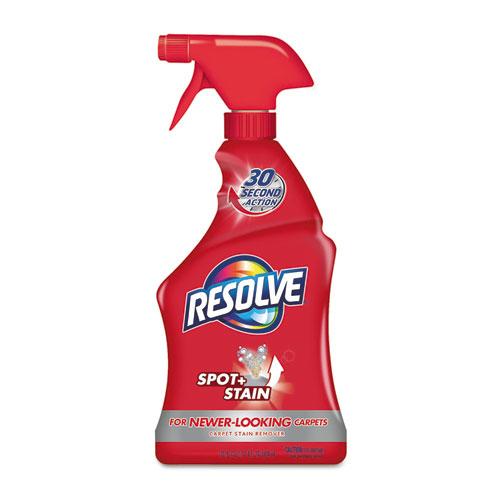 Resolve 00601 Triple Oxi Advanced Trigger Carpet Cleaner 22oz Bottle Officeworld Com